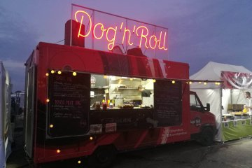 Dog'n'Roll Food truck